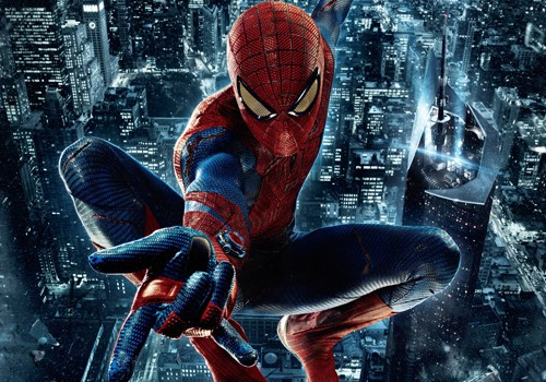 the amazing spider man new poster 2