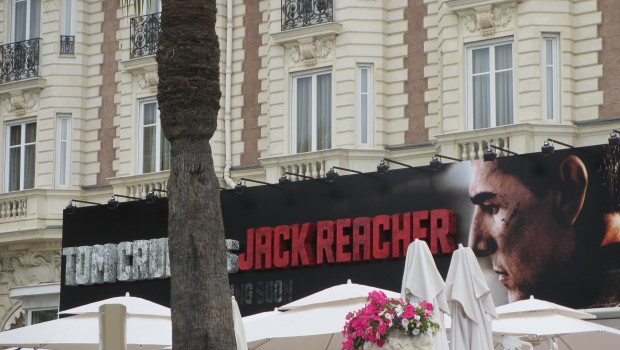 tom cruise jack reacher poster cannes