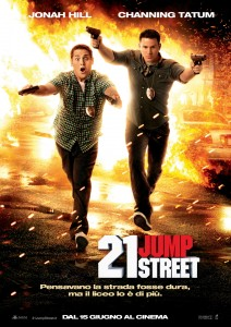 21JUMP STREET data locandina