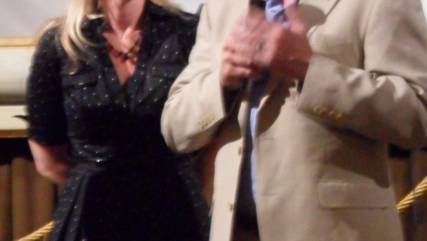 Travis Fine e la moglie Christine