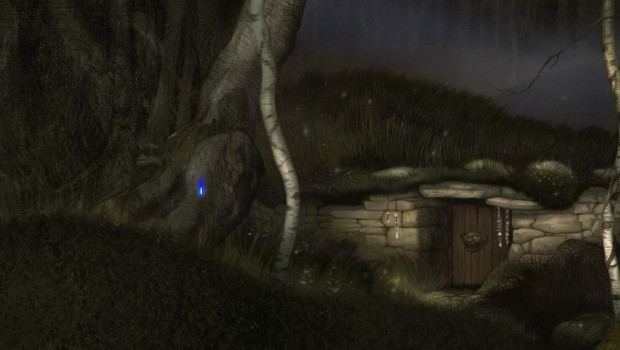 WitchHut Painting SPilcher Digital 2001 updated