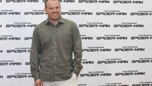 the amazing spider man photocall marc webb mid