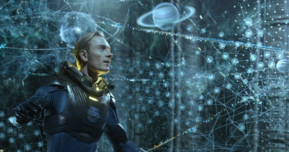 Prometheus Movie Spoilers