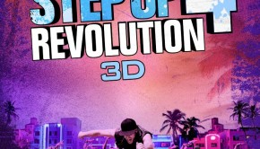 Step Up 4 Revolution 3D locandina poster 2012