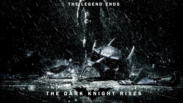 The Dark Knight Rises Bane Break Poster