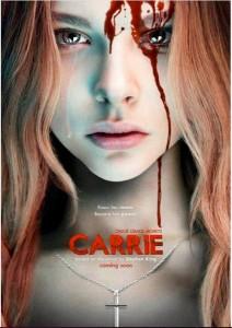"""La locandina di """"Carrie"""""""