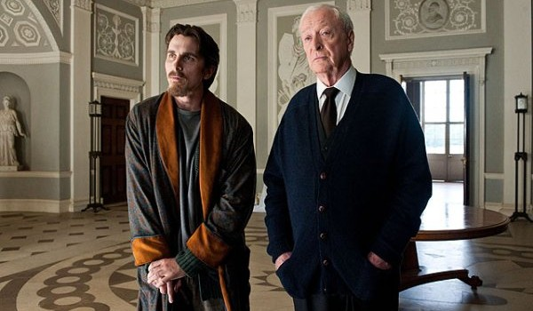 dark knight rises christian bale michael caine