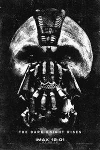 dark knight rises imax poster bane1