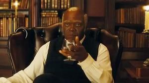 django unchained tv spot reveals samuel l jackson