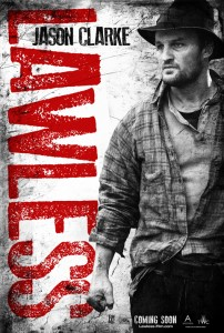 jason clarke lawless poster