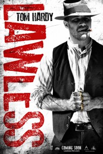 tom hardy lawless poster