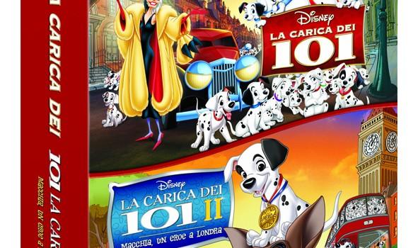 101 Cofanetto DVD