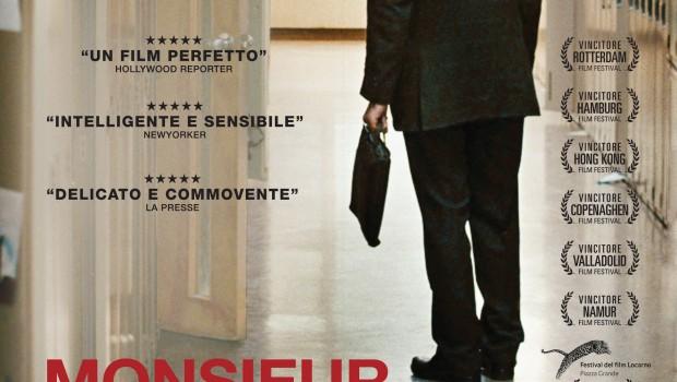 MONSIEUR LAZHAR poster 1