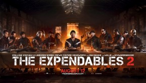 The Expendables 2 Last Supper poster1