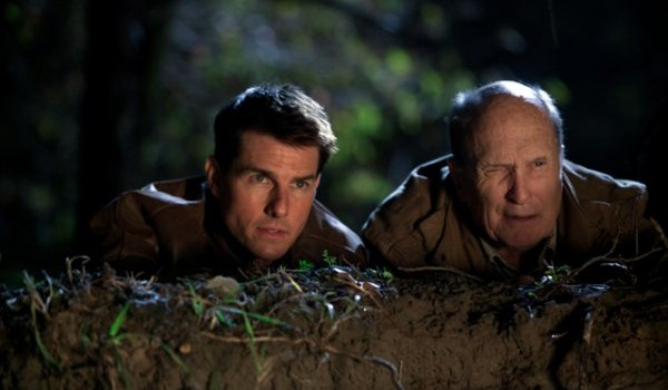 jack reacher tom cruise robert duvall