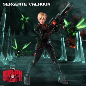 Sergente Calhoun