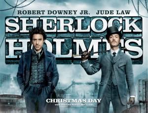 Sherlock Holmes Poster USA 15