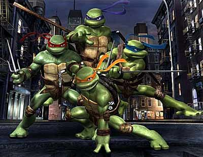 tartarughe mutanti ninja po