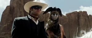 Armie Hammer e Johnny Depp