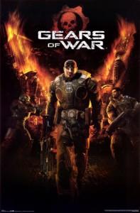 Gears Of War Posters