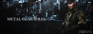 "Poster ""Metal Gear Solid"""