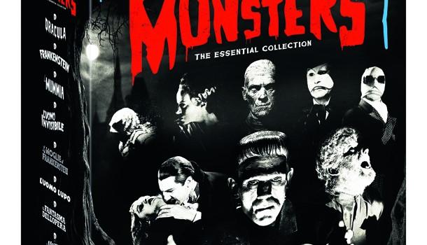 Monsters 3D CMYK