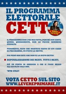 Programma Cetto