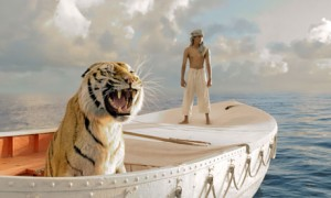 Suraj Sharma e tigre Vita di Pi Ang Lee