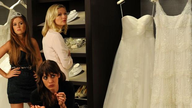 bachelorette bridal shop hires