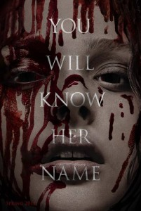 carrie new international poster