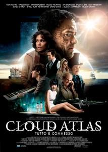 cloud atlas poster italiano