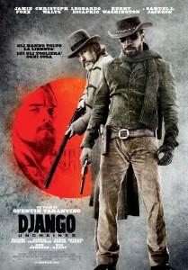 django nuovo poster italiano