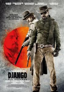 django unchained nuovo poster internazionale