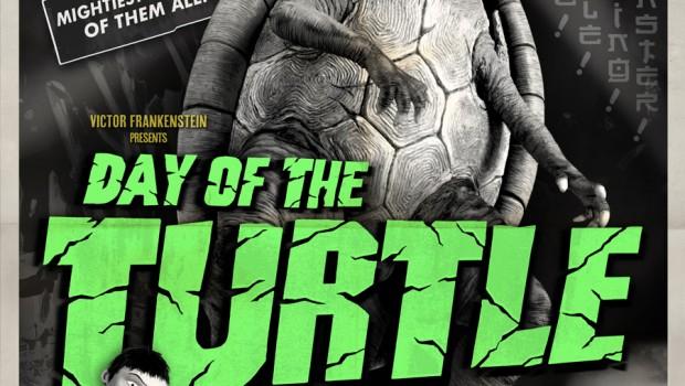frankenweenie turtle poster
