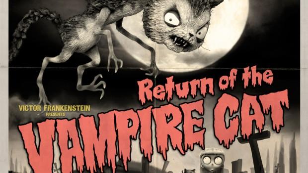 frankenweenie vampire poster