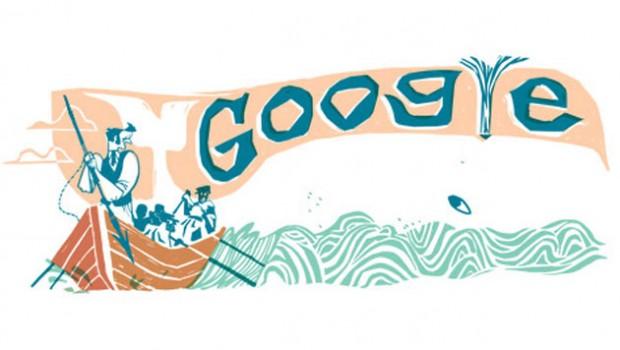 google herman melville mody dick doodle