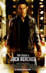jack reacher new poster