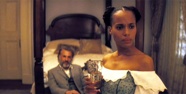 kerry washington christoph waltz