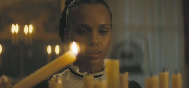 kerry washington django unchained