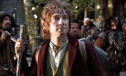 martin freeman lo hobbit un viaggio inaspettato