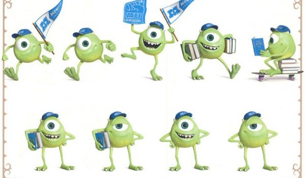 monsters university artwork 1