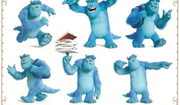 monsters university artwork 2
