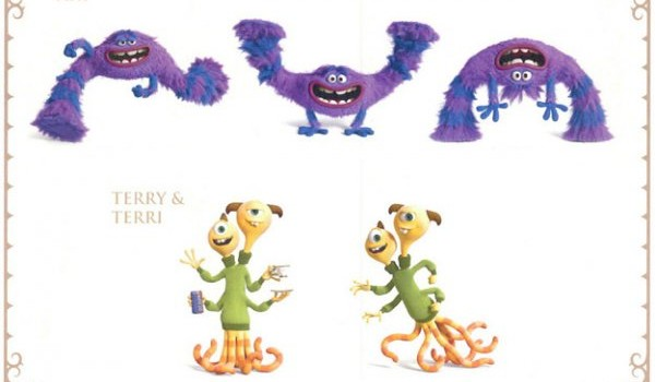 monsters university artwork 4