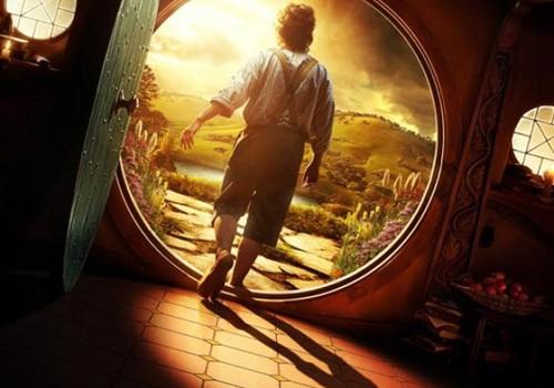 the hobbit un viaggio inaspettato poster