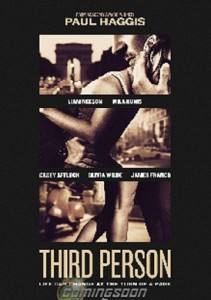 "Locandina ""Third Person"""