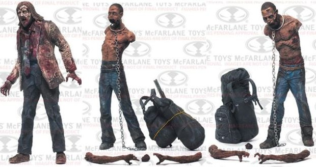 twd toys zombies
