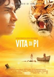 vita di pi poster italiano