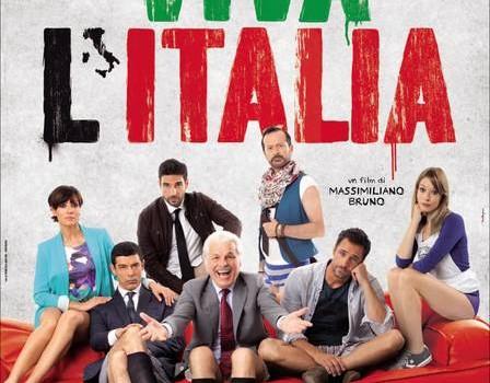 viva litalia teaser poster