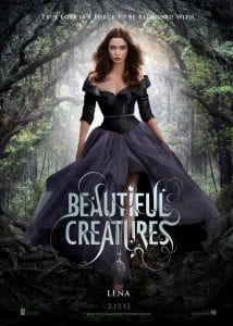 Beautiful Creatures character poster