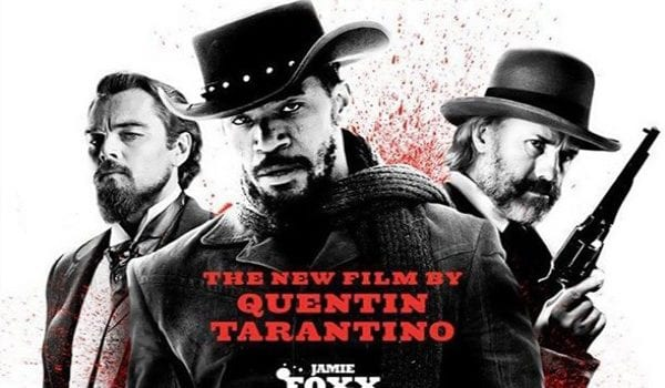 Django Unchained definitive poster
